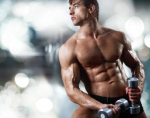 snel spieren kweken met fitnes